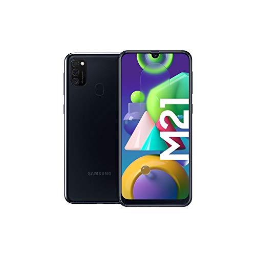 Samsung Galaxy M21 Android Smartphone ohne Vertrag, 3 Kameras, großer...