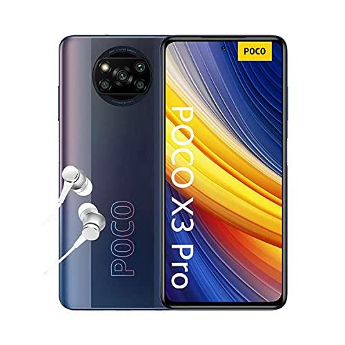 POCO X3 PRO Smartphone (16,94cm (6,67') FHD+ LCD DotDisplay 120Hz,...