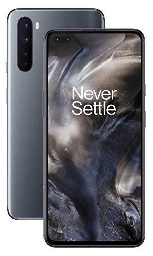 OnePlus NORD (5G) 8GB RAM 128GB Smartphone ohne Vertrag, Quad Kamera,...