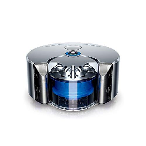 Dyson 360Eye Staubsauger-Roboter, doppelte Saugkraft,...