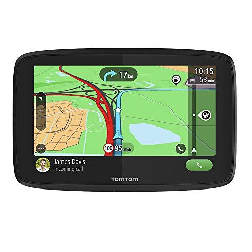 TomTom Navigationsgerät GO Essential (5 Zoll, Stauvermeidung dank...