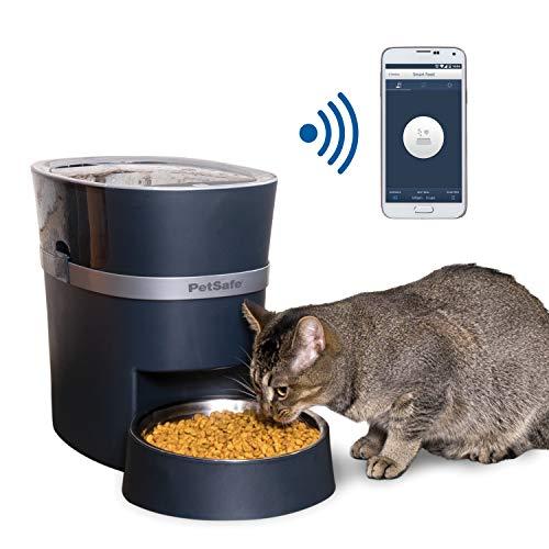 PetSafe Smart Feed Futterautomat mit Smartphone-Steuerung und...