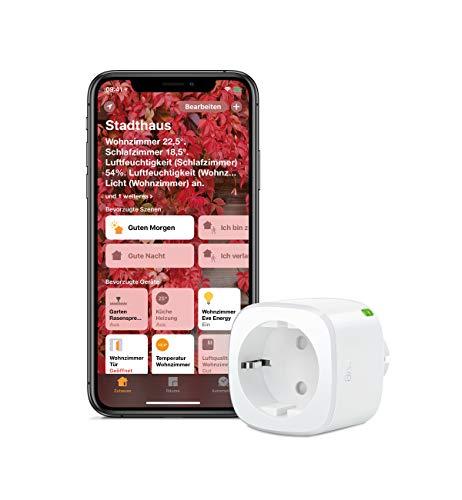 Eve Energy - Smarte schaltbare Steckdose (deutsche Markenqualität),...