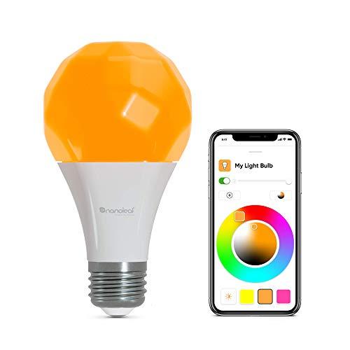 Nanoleaf Essentials A19 Bulb, smarte LED-Leuchte, E27, Bluetooth