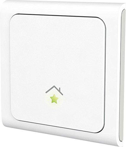 innogy SmartHome Wandsender (aufputz) - Mehr als EIN Lichtschalter