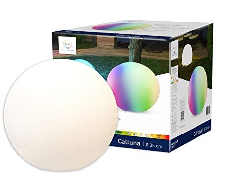 tint von Müller-Licht smarte LED Outdoor Leuchtkugel Calluna mit...