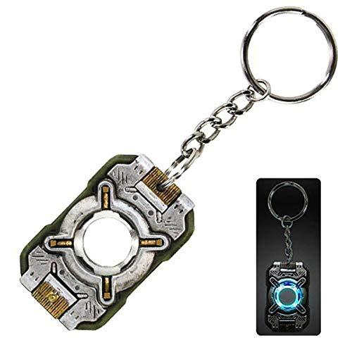 Halo 4Cortana Chip, leuchtender Schlüsselanhänger