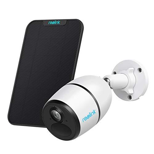 Reolink Go 3G/4G LTE Überwachungskamera Aussen Akku mit Solarpanel,...