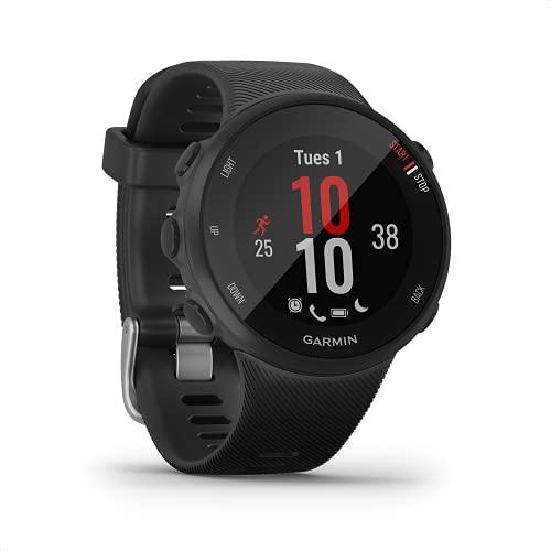 Garmin Forerunner 45S – GPS-Laufuhr im schlanken Design mit...