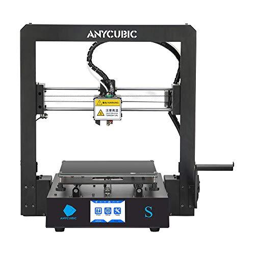 ANYCUBIC I3 Mega S 3D Drucker, FDM 3D-Drucker mit Doppel-Z-Achse und...
