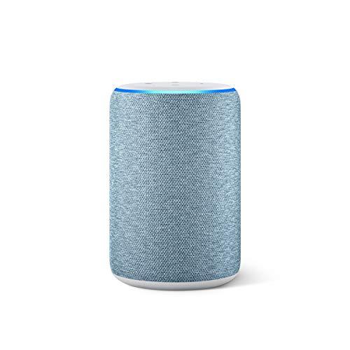 Amazon Echo (3. Generation), smarter Lautsprecher mit Alexa,...