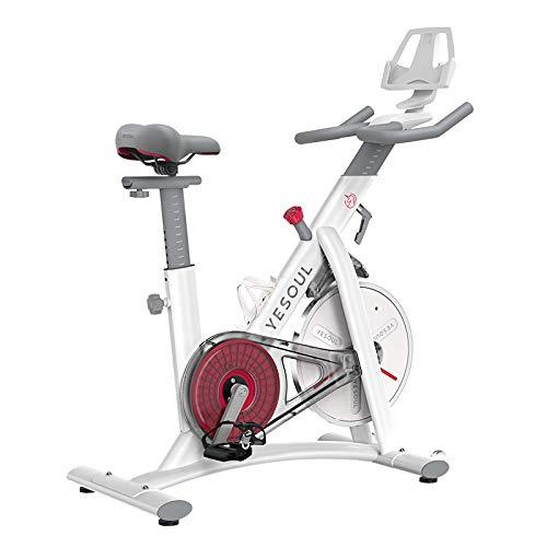 Indoor Spinning-Fahrrad, Fitness, Training, intelligente Verbindung zu...