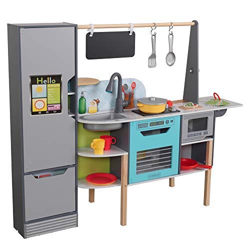 KidKraft 10262 Alexa 2-in-1 Kitchen & Market