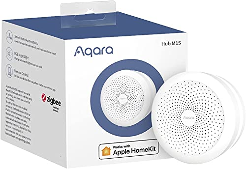 Aqara Hub M1S / Kontrollzentrum/Smart Home Center mit HomeKit...
