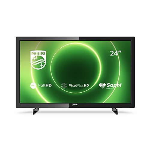 Philips 24PFS6805/12 24-Zoll Fernseher (Full HD LED TV, Pixel Plus HD,...