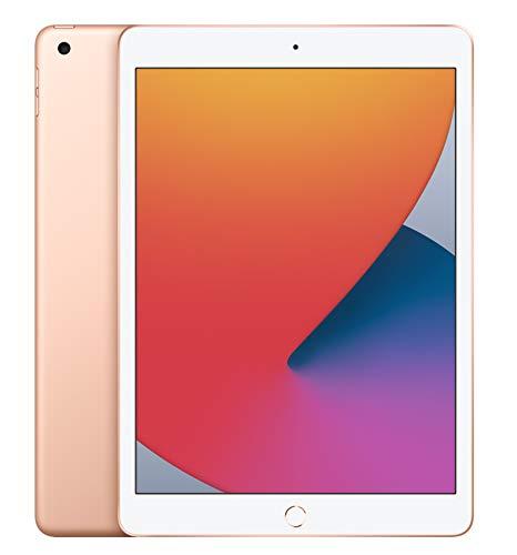 2020 Apple iPad (10,2', Wi-Fi, 32GB) - Gold (8. Generation)