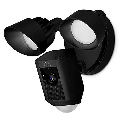 Ring Floodlight Cam von Amazon | HD Sicherheitskamera mit Flutlicht,...