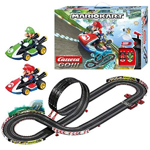 Carrera 20062491 GO!!! Nintendo Mario Kart 8 Rennstrecken-Set | 4,9m...
