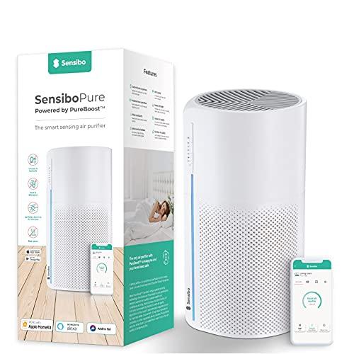 Sensibo Pure-Smart WiFi Air Purifier Medical Grade True HEPA Carbon...