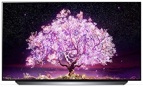 LG OLED55C17LB TV 139 cm (55 Zoll) OLED Fernseher (4K Cinema HDR, 120...