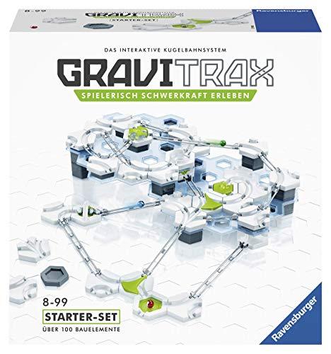 Ravensburger 27590 GraviTrax Starterset - Erweiterbare Kugelbahn für...