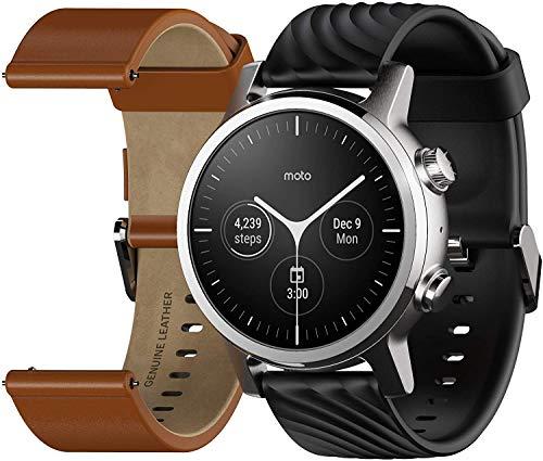 WearOs Smartwatch für Motorola Moto 360 3. Generation,...
