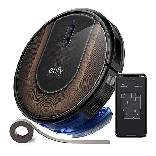 eufy by Anker, RoboVac G30 Hybrid Saugroboter mit Wischfunktion, Smart...
