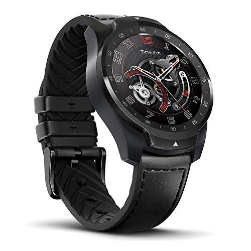 Ticwatch Pro Smartwatch Bluetooth, Mehrschichtiges Display,...