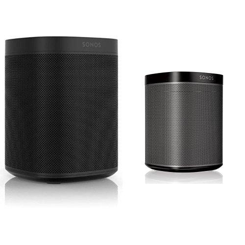 Sonos One - Startet Kit (1x Sonos One + 2x Sonos PLAY:1) - schwarz
