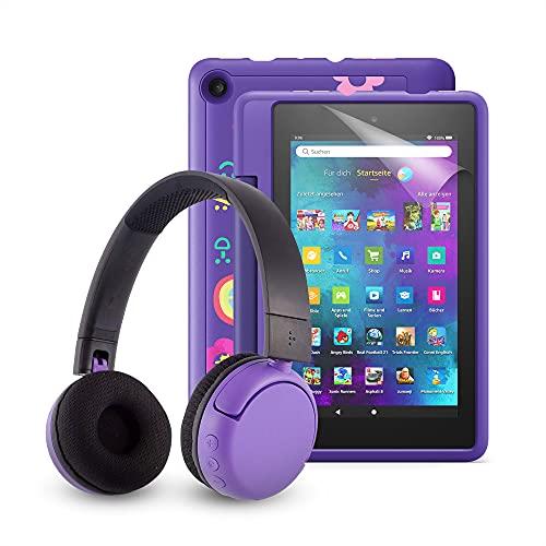 Fire 7 Kids Pro-Tablet (kindgerechte Hülle mit...