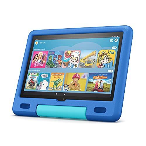 Das neue Fire HD 10 Kids-Tablet│ Ab dem Vorschulalter | 25,6 cm...
