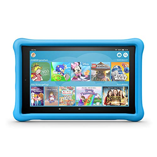Fire HD 10 Kids Edition-Tablet, 25,65 cm (10,1 Zoll) 1080p Full...