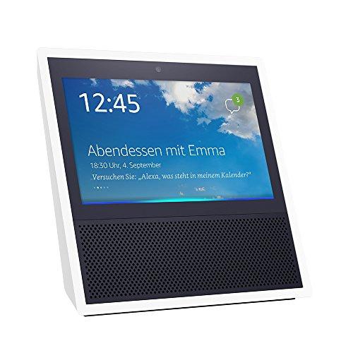 Echo Show (1. Gen.), Intelligenter Lautsprecher mit 7-Zoll Bildschirm...