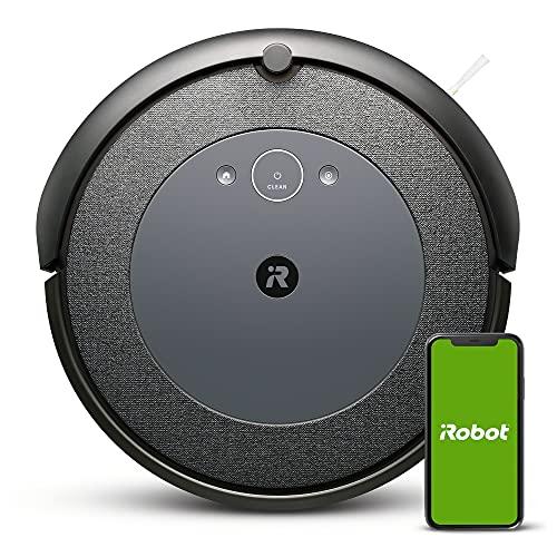 iRobot Roomba i3 (i3152), Neuheit 2021, Intelligenter Staubsauger...