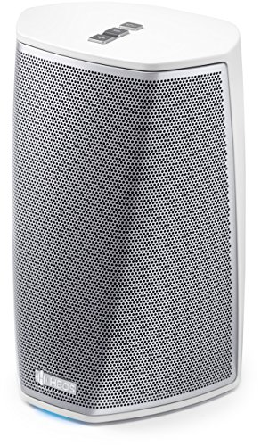 Denon HEOS 1 HS2 Kompakter Multiroom-Lautsprecher, weiß