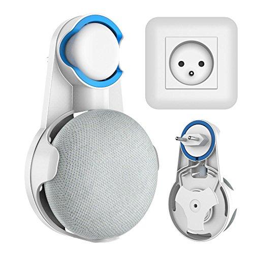 Cozycase Wandhalterungsständer für Google Home Mini, ohne Kabelsalat...