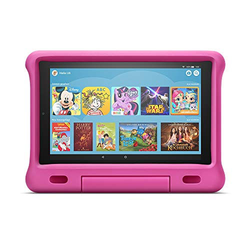 Fire HD 10 Kids-Tablet | Ab dem Vorschulalter | 10,1 Zoll, 1080p Full...