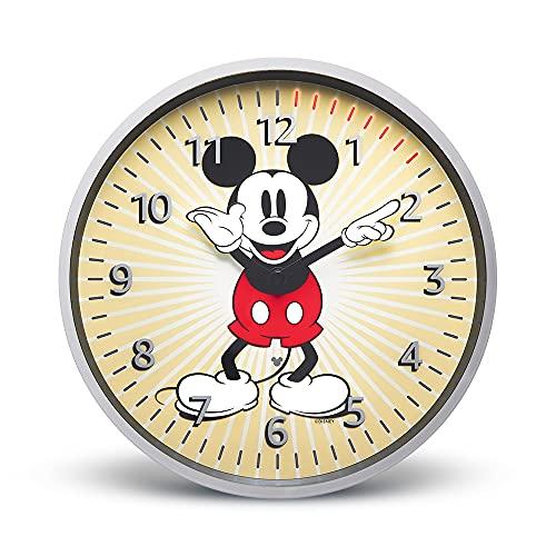 Echo Wall Clock – Disney-Micky-Maus-Sonderedition – behalten Sie...