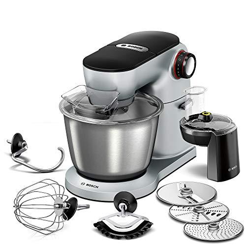 Bosch Küchenmaschine OptiMUM MUM9D33S11, Edelstahl-Schüssel 5,5 L,...