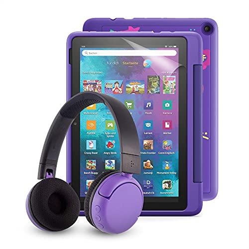 Fire HD 10 Kids Pro-Tablet (kindgerechte Hülle mit...