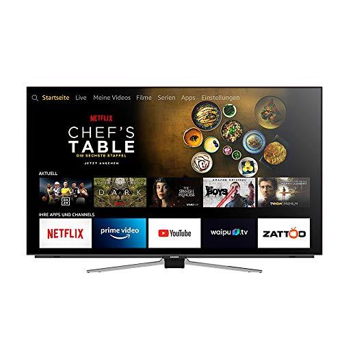 Grundig OLED - Fire TV Edition (55 VLO 8589) 139 cm (55 Zoll) OLED...