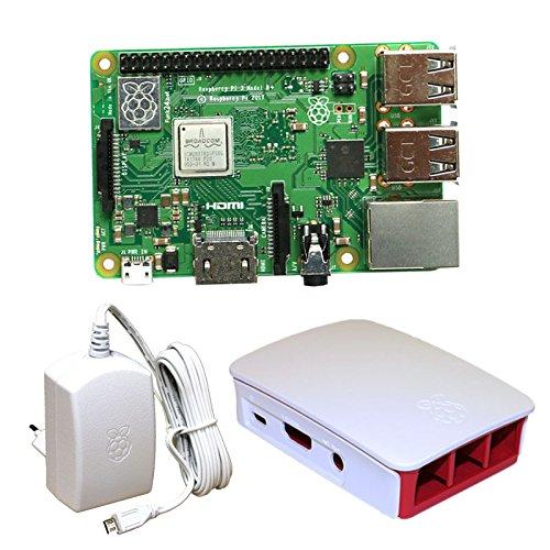 Raspberry Pi 3 Model B+ Bundle S (weiß)