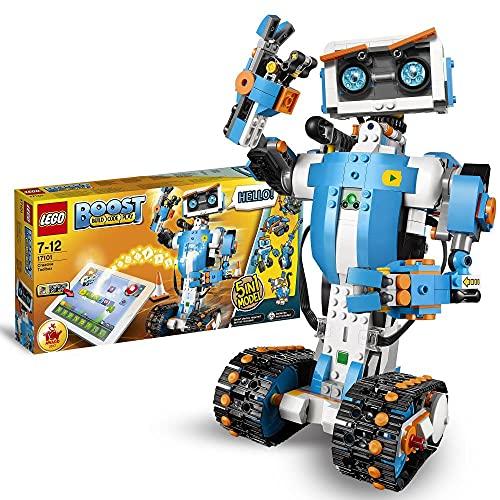 LEGO 17101 Boost Programmierbares Roboticset, 5-in-1 App-gesteuertes...