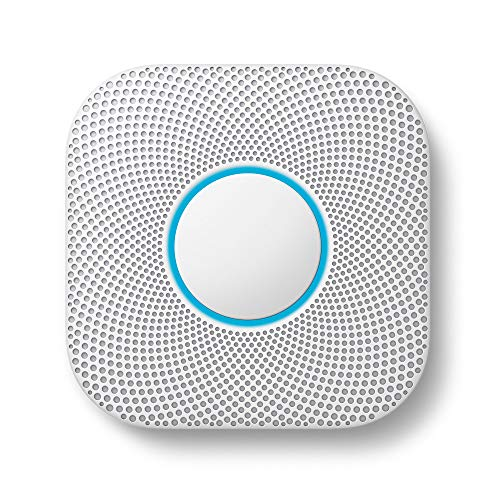 Google Nest Protect, Weiß. Der Rauchmelder, der spricht und dein...