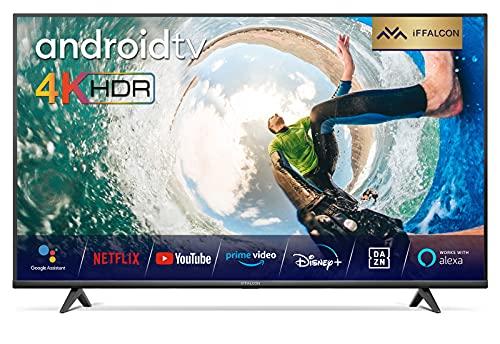 iFFALCON 55K610 LED Fernseher 55 Zoll (139cm) Smart TV (4K Ultra HD,...