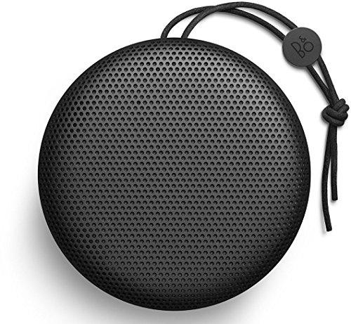 Bang & Olufsen Beoplay A1 Bluetooth-Lautsprecher (wetterfest) schwarz
