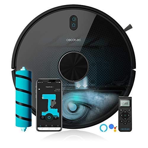 Cecotec Roboter-Vakuum-Conga 5090. App mit bis zu 5 Karten. Saugen,...