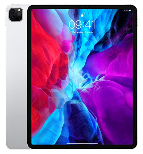 2020 Apple iPad Pro (12,9', Wi-Fi + Cellular, 1TB) - Silber (4....