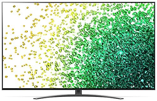 LG 65NANO869PA TV 164 cm (65 Zoll) NanoCell Fernseher (4K Cinema HDR,...