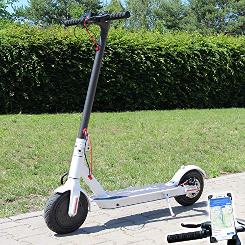 Smartway Elektro Scooter 500 W Escooter mit APP & Bluetooth Roller...